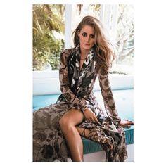 The Olivia Palermo Lookbook : Olivia Palermo For Sunday Life Magazine