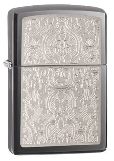 Zippo Oriental Abstract Black Ice Windproof Lighter 28469 NEW Stove Accessories, Lighter Fluid, Light My Fire, Zippo Lighter, Outdoor Survival, Womens Purses, Top Freezer Refrigerator, Cool Gadgets