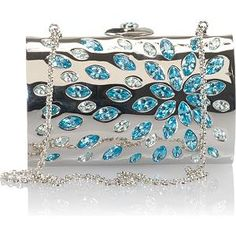 Judith Leiber Marquise Evening Handbag via: Unique Handbags, Vintage Handbags, Purses And Handbags, Vintage Bags, Judith Leiber, Handbag Accessories, Fashion Accessories, Beaded Bags, Beautiful Bags