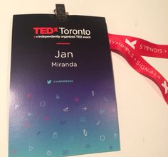 ‪#TEDxToronto #conference #SymbolsAndSignals‬ #Singularity #Science #technology #Toronto