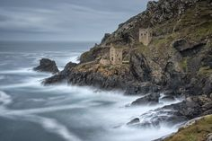 Botallack Mines by Andy Davey Photography