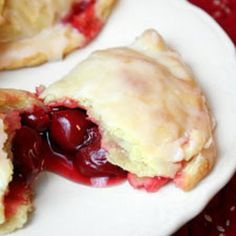 Cherry Turnovers From Scratch | Elegant Foods and Desserts | Seductive Desserts