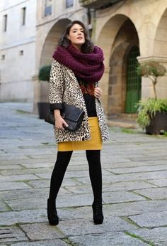 #snow #winter #nieve #invierno #looks #outfits #bshopper www.bshopper.es