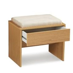 Kendal Oak effect Matt Dressing table stool - B&Q for all your home and garden supplies and advice on all the latest DIY trends Diy Dressing Table Stools, Dressing Table And Bed, Dressing Chair, Bedroom Cupboard Designs, Bedroom Closet Design, Master Bedroom, Outdoor Dining Chair Cushions, Dining Table Chairs, Flexible Furniture