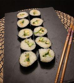 vegan sushi #vegan #sushi