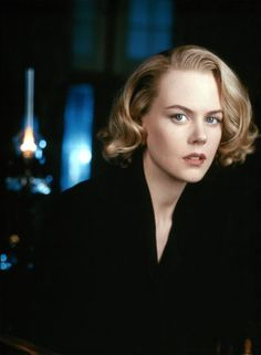Nicole Kidman in The Others (2001): before her insane plastic surgeries... god, she was stunning.