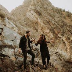Oregon Coast Engagements – India Earl Photography