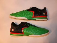 Adidas Mexico Indoor Soccer Shoes X 15.2 Court Size 9.5 New No Box a38aa61660695