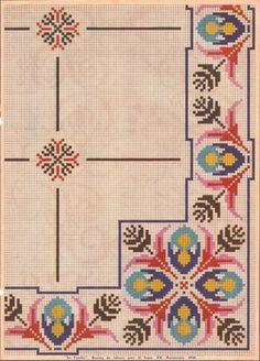 Embroidery Applique, Cross Stitch Embroidery, Embroidery Patterns, Rose Embroidery, Cross Stitch Designs, Cross Stitch Patterns, Swedish Weaving Patterns, Mandala, Cross Stitch Boards
