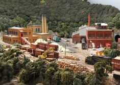 N Scale Superior Paper Mill - Layouts and layout building - Model Railroader - Trains.com online community