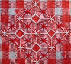 Lynne: My Abuela (grandmother) used to embroider this on all of my/our blouses & dresses, oh my! Wonderful memories