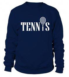 8aad79a0 Tennis ball racket Ace sports team player mom dad tenis T shirt (*Partner  Link)