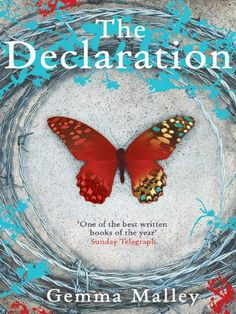 The Declaration ($1.57 / £0.99 UK), the first novel in the young adult series by Gemma Malley, is the Kindle Deal of the day for those in the UK (the US edition is $1.99 today).