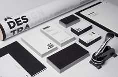 All Design Transparent. B&W Identity