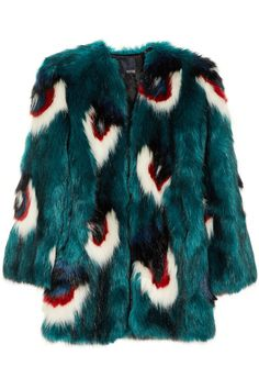 Faux Fur Fabulousness by Meadham Kirchhoff / The English Room Blog