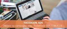 Leader incontesté dans le paysage des réseaux sociaux, Facebook est généralement incontournable pour réussir sa communication sur Internet.Facebook Ads, la régie publicitaire Facebook, est un levier ultra-puissant vous permettant de gagner instantanément en visibilité mais ne jetez pas votre argent
