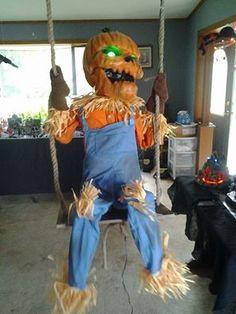 lil nester that i call lil pumpkinhead from spirit halloween
