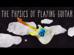 "The physics of playing guitar - Oscar Fernando Perez ""Guitar masters like Jimi Hendrix are capable of bending the physics of waves to their wills, plucking melody from inspiration and vibration. Classroom Images, Classroom Posters, Music Lessons, Art Lessons, Teaching Orchestra, Guitar Classes, Electric Guitar Lessons, Science Videos, Science News"