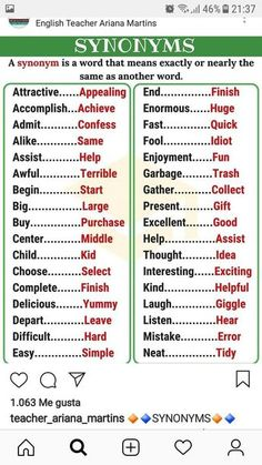 Descriptive Words: Best Descriptive Words in English - ESL Teacher Learn English Grammar, Learn English Words, English Idioms, English Language Learning, English Writing, English Study, English Vocabulary, Teaching English, English Grammar Rules