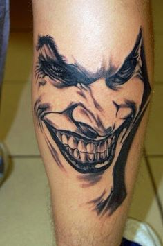 villain tattoos - Google Search