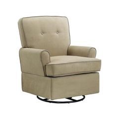 Baby Relax Tinsley Swivel Glider - Overstock™ Shopping - Big Discounts on dorel asia Gliders & Ottomans