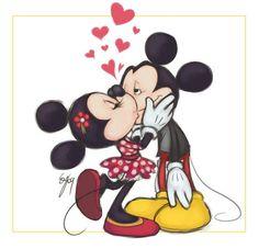 Resultado de imagem para mickey mouse y minnie