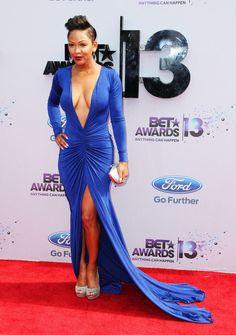 BET Awards 2013 Red Carpet