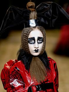 STYLING Fashion Art :: Asia Pulco at Christian Dior Fall 2006 Haute Couture