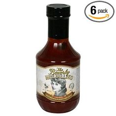 Beverly Hillbillies Elly May's Wild Mountain Honey BBQ Sauce, 20-Ounce Bottles (Pack of 6): Amazon.com: Grocery & Gourmet Food