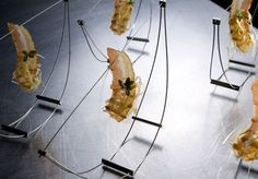 Alinea (they have more beautiful food but this is one of the dishes I had the pleasure of trying when I dined there.