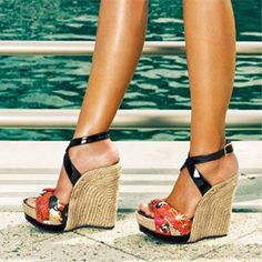 proof that summer is for Jimmy Choo