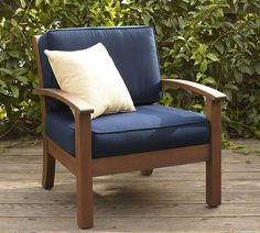 Chatham Armchair | Pottery Barn