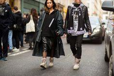 Streetsnaps: Paris Fashion Week - Part 5 26.01.16