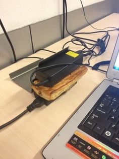 warming up your food with computer chargers: not the worst idea??