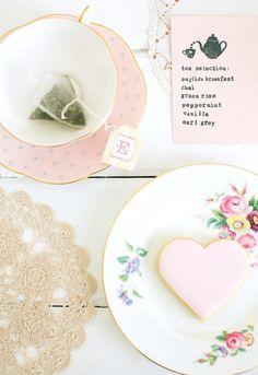 Tea Selection _ Selezione di Thè