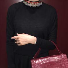 Marni Top & Nancy Gonzalez Bag Available at Milli www.milli.ca