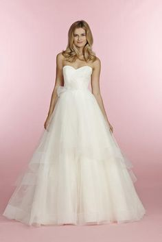 7ed9d1a81b7a Maisie 1504 Blush By Hayley Paige Celebrations Wedding Dresses For Sale,  Colored Wedding Dresses,