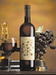 Nero D'Avola red wine from Sicily