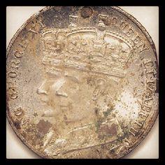 75 Years: George VI Coronation Medal found in Carnamah King George, Garden, Photos, Instagram, Garten, Pictures, Lawn And Garden, Gardens, Gardening