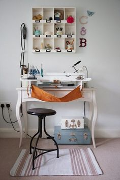 My handcrafted-table-top workbench! Made by Martin Miszetela at Blue Peg Craft Bench