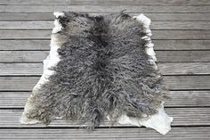 raw felted racka sheep fleece made by me!