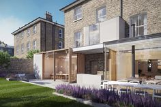 Huge lateral rear extension… Architecture for London | Dartmouth Park - Architecture for London