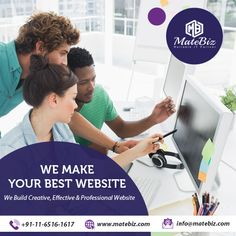 Matebiz is a customized web design agency, offer excellent web design, development & SEO services. Our team of specialists are known to build a excellent website based on the business and the industry in an effective way. #webdesign #websitedesigners #webdevelopment