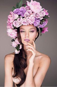 Crown Fashion photography