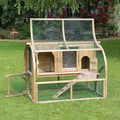 The Rabbit & Guinea Pig Hutch - view 2