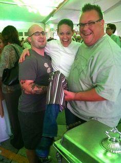Chef Seth Siegel-Gardner, Chef Jamie Zelko & Chef Chris Shepherd