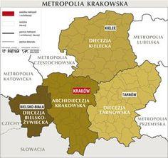 :: Episkopat.pl :: Metropolie :: Metropolie