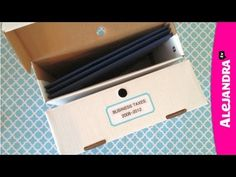 Taxes are always a pain to do. But what's a bigger pain is when your tax documents are a mess and you can't find what you need. In this video, I show you how I organize all of my tax documents and returns throughout the year in a simple and efficient way.    Products I mentioned:    Tax Box without Dividers (4 pack): http://amzn.to/12unZeS    Tax Box ...