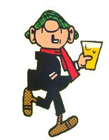 andy capp  Famous British Cartoon characters mixed in with real celebrities and icons