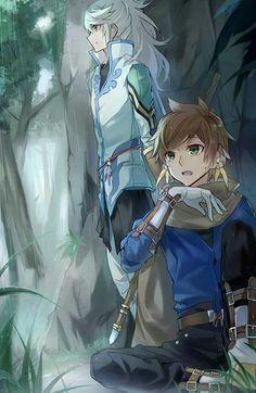 Tales of Zestiria || Sorey And Mikleo / #anime